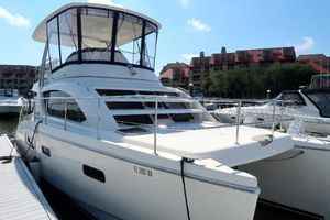 Used Leopard Power Catamaran Boat For Sale