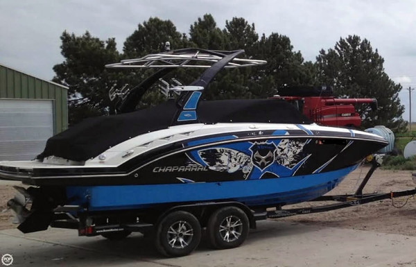 Used Chaparral 224 Xtreme Ski and Wakeboard Boat For Sale
