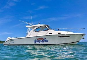 Used Pursuit 325 OS Walkaround Fishing Boat For Sale