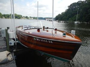 Used Cherubini Runabout Boat For Sale