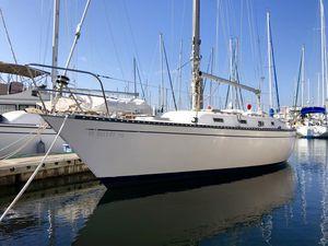 Used Tartan Sloop Sailboat For Sale