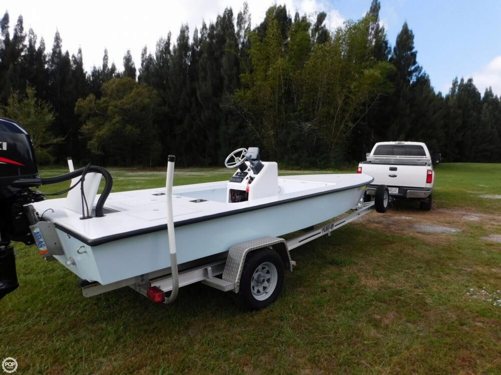 2000 used titan 20 flats fishing boat for sale 29 900 for Flats fishing boats
