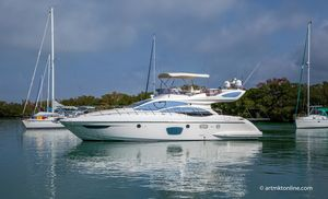 Used Azimut 47 Flybridge Boat For Sale