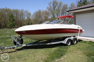 Used Bryant 214 Limited Bowrider Boat For Sale