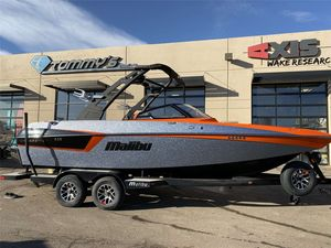 New Malibu 22 MXZ Ski and Wakeboard Boat For Sale