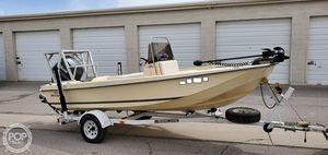 Used Invader V170 Skiff Fishing Boat For Sale
