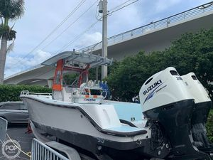 Used Mako 262 Deluxe Center Console Fishing Boat For Sale