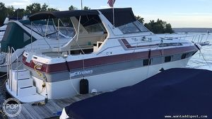 Used Cruisers Yachts 336 Ultra Vee Express Cruiser Boat For Sale