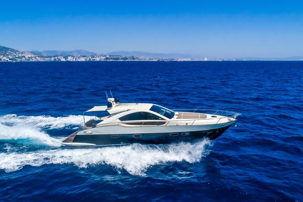 Used Prinz Yachts 54 Coupe Sports Cruiser Boat For Sale