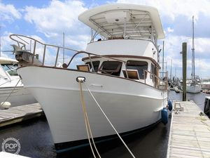 Used Formosa 42 Aft Cabin Trawler Boat For Sale
