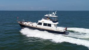 Used Grand Banks 58 Eastbay Motor Yacht For Sale