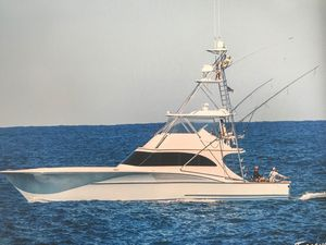 Used Shearline 58 Sportfish Convertible Sports Fishing Boat For Sale