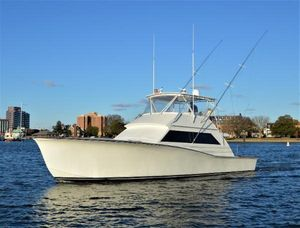 Used Jim Smith 53 Convertible Sports Fishing Boat For Sale