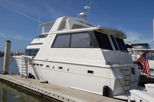 Used Hatteras 52 Motor Yacht Motor Yacht For Sale