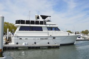 Used Hatteras 54 EDMY Motor Yacht For Sale