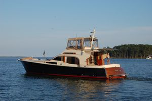 Used Cheoy Lee 52Midnight Lace Flybridge Boat For Sale