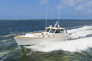 Used Grand Banks 49 Eastbay Downeast Fishing Boat For Sale