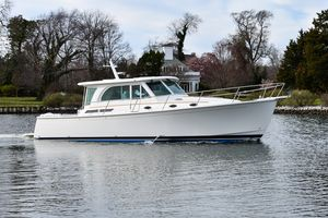 New Back Cove 41 Downeast Fishing Boat For Sale