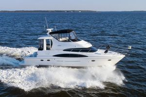 Used Carver 444 Cockpit Motoryacht Motor Yacht For Sale