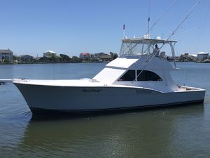 Used Hatteras 46 Sportfish Sports Fishing Boat For Sale