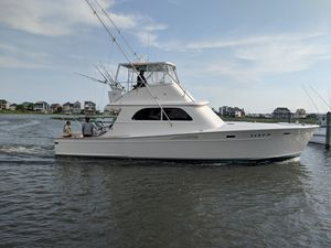 Used Custom 46 Graves Sportfish Sports Fishing Boat For Sale