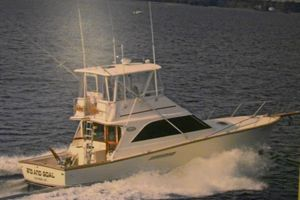 Used Ocean Yachts 44 Convertible Sports Fishing Boat For Sale