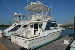 Used Sea Ray 43 Sportfish Sports Fishing Boat For Sale