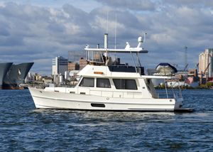 Used Grand Banks 43 Europa Trawler Boat For Sale