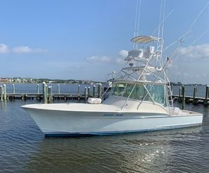 Used Scarborough Express Sports Fishing Boat For Sale