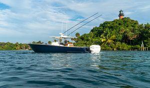 New Valhalla Boatworks V-41 Center Console Fishing Boat For Sale