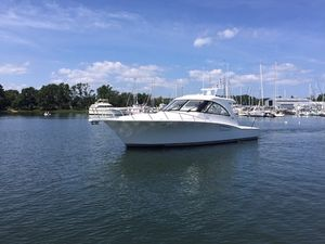 Used Cabo 40 HTX Sports Fishing Boat For Sale