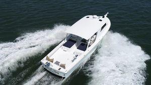 Used Chesapeake 40 Gloucester Marine Bay Deadrise Sports Fishing Boat For Sale