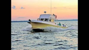 Used Robbins CUSTOM DOWNEAST DEADRISE Downeast Fishing Boat For Sale