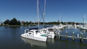 Used Farrier F-41 Catamaran Sailboat For Sale