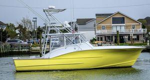 Used Gillikin 39 Custom Carolina Express Sports Fishing Boat For Sale