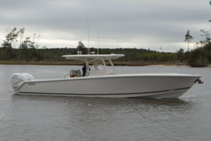New Jupiter 38 HFS Center Console Fishing Boat For Sale