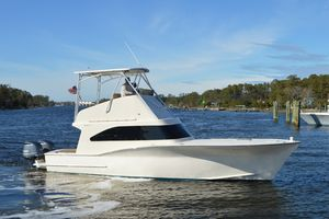 Used Custom James Potter Sportfish Sports Fishing Boat For Sale
