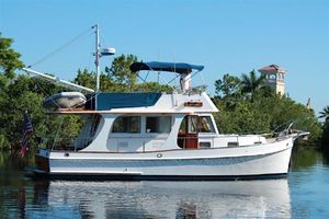 Used Grand Banks 36 Europa Trawler Boat For Sale