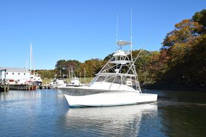 Used Jersey Cape Jersey Devil 36 Express Cruiser Boat For Sale