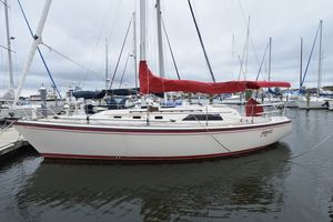 Used O'day 35 Cruiser Boat For Sale
