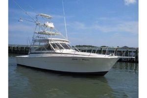 Used Viking 35 Express Sports Fishing Boat For Sale