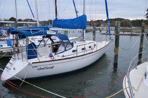 Used Tartan 34-2 Sloop Sailboat For Sale