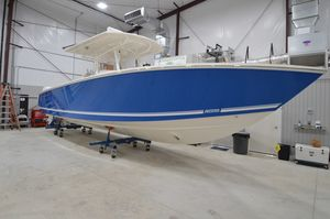 Used Jupiter 34HFS Sports Fishing Boat For Sale