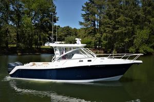 Used Edgewater 335EX Express Cruiser Boat For Sale