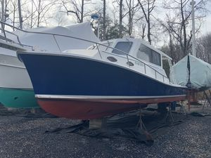 Used Chesapeake 32 Mabry Custom Downeast Fishing Boat For Sale