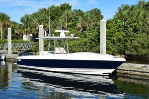 Used Intrepid 323 Cuddy - Repowerded Center Console Fishing Boat For Sale