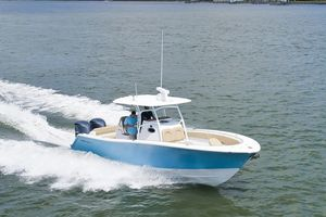 Used Sportsman 312 Open Center Console Fishing Boat For Sale
