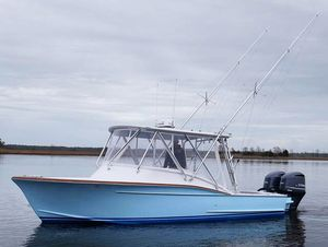 Used Custom Carolina 30 Stokes Express Sports Fishing Boat For Sale