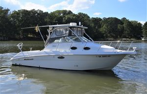 Used Wellcraft 270 Coastal Saltwater Fishing Boat For Sale