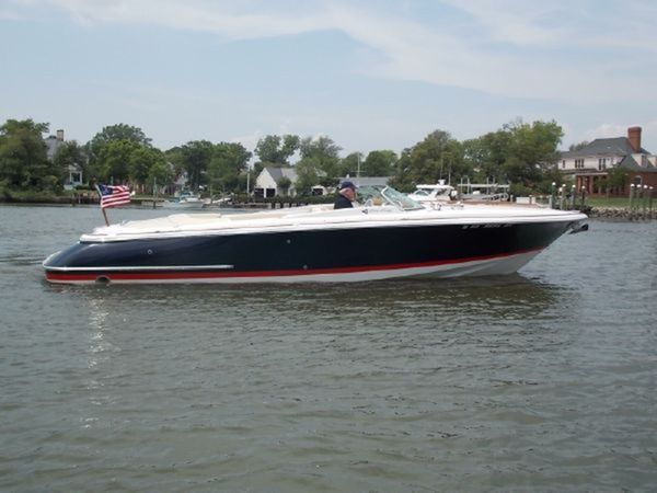 Used Chris-Craft Corsair Cruiser Boat For Sale